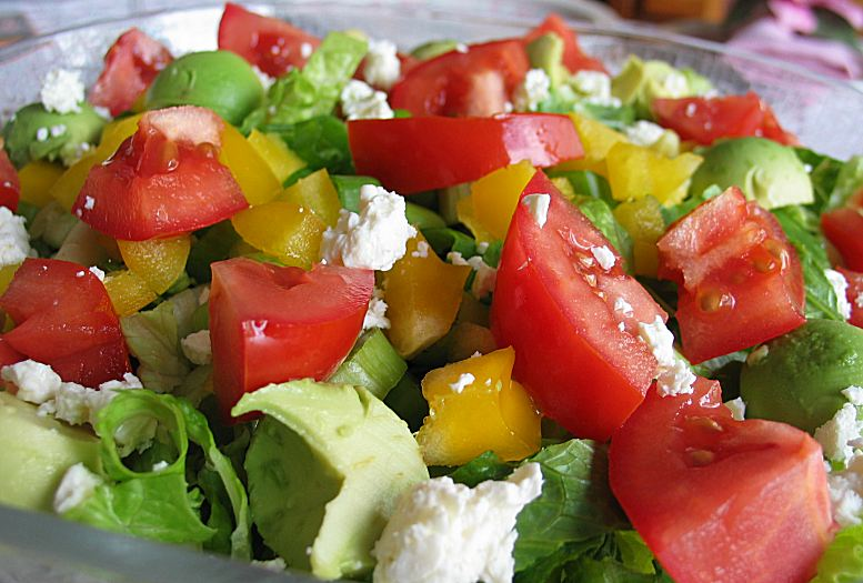 Gallery For > Feta Cheese Salad Dressing